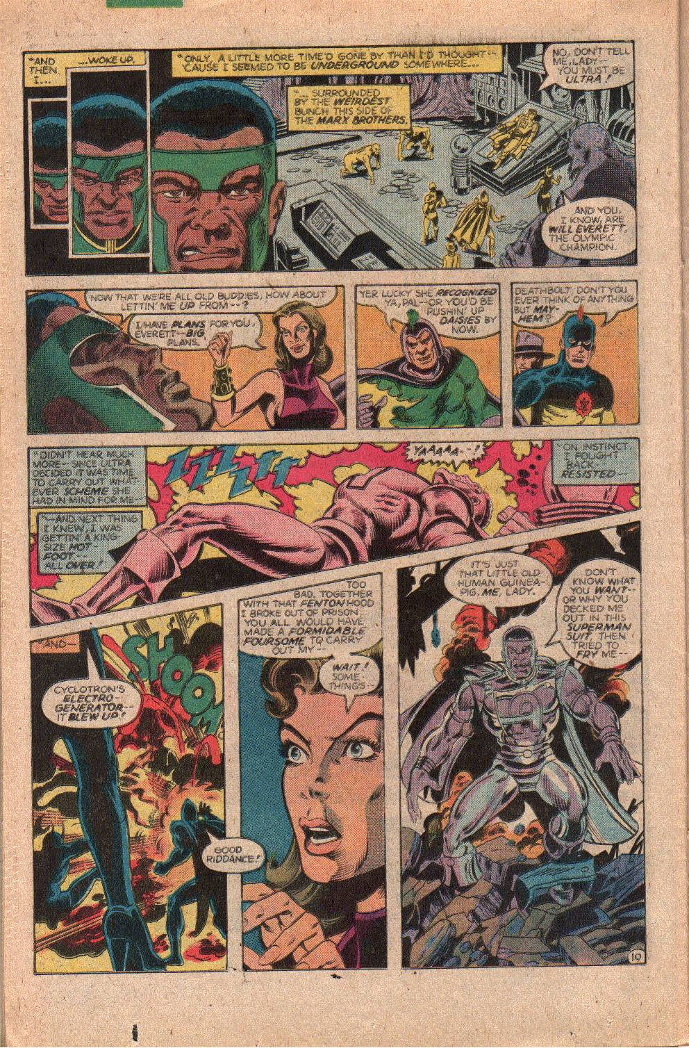 Read online All-Star Squadron comic -  Issue #23 - 26