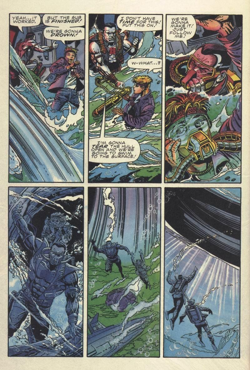 Read online Secret Weapons comic -  Issue #10 - 18