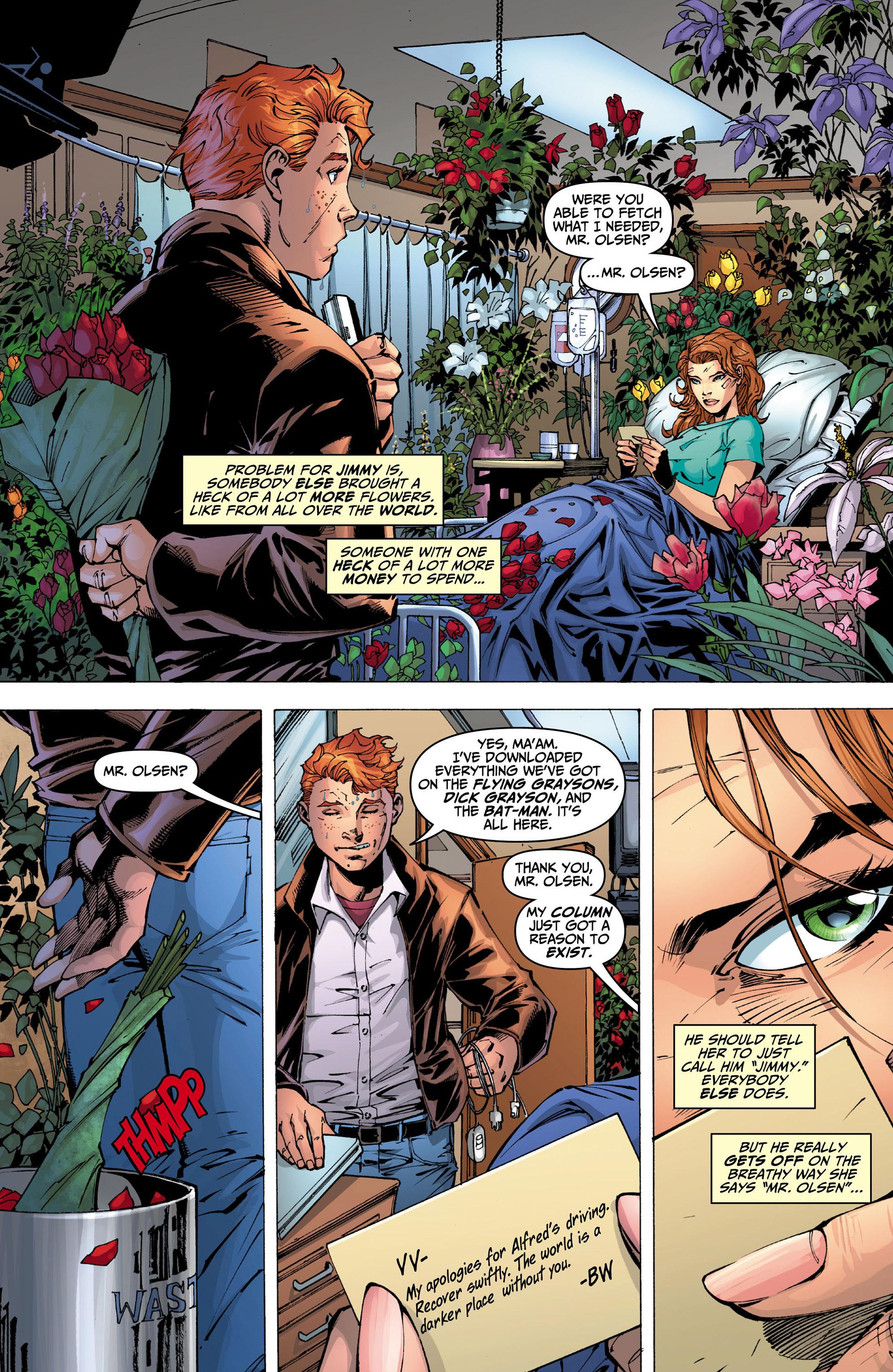 Read online All Star Batman & Robin, The Boy Wonder comic -  Issue #6 - 12