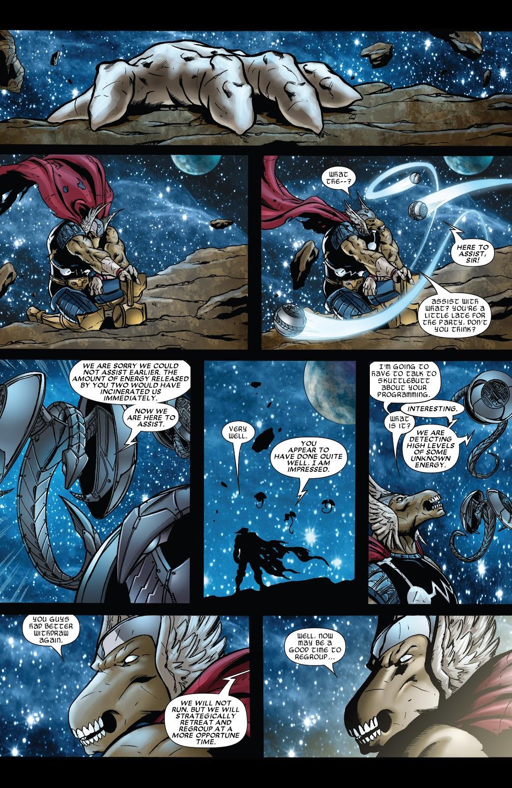 Read online Thor: Ragnaroks comic -  Issue # TPB (Part 4) - 15