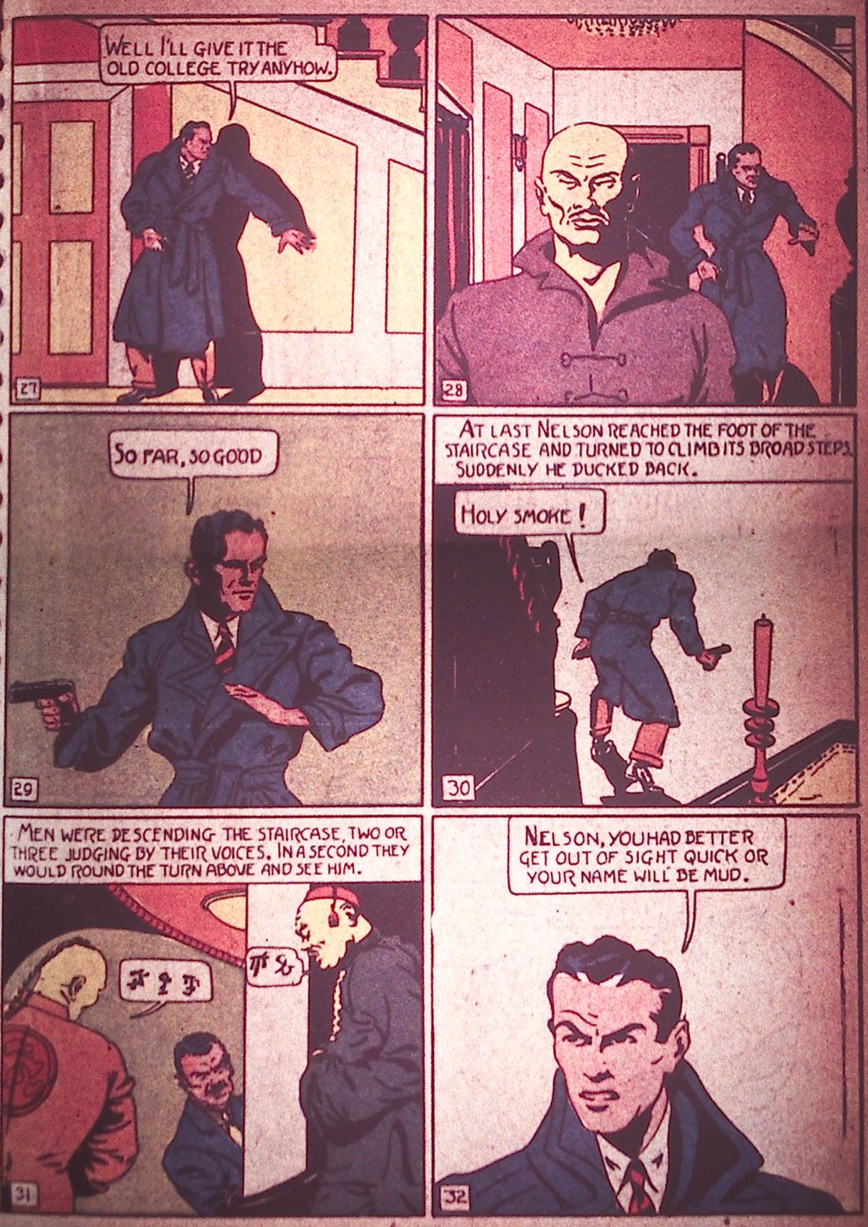 Detective Comics (1937) 4 Page 26
