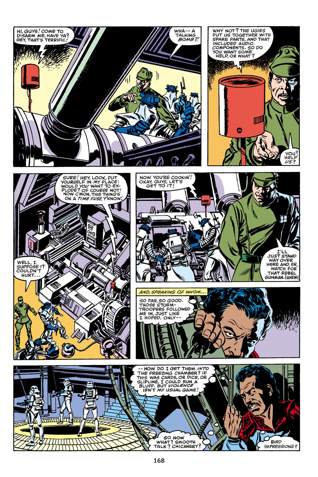 Read online Star Wars Omnibus comic -  Issue # Vol. 16 - 166