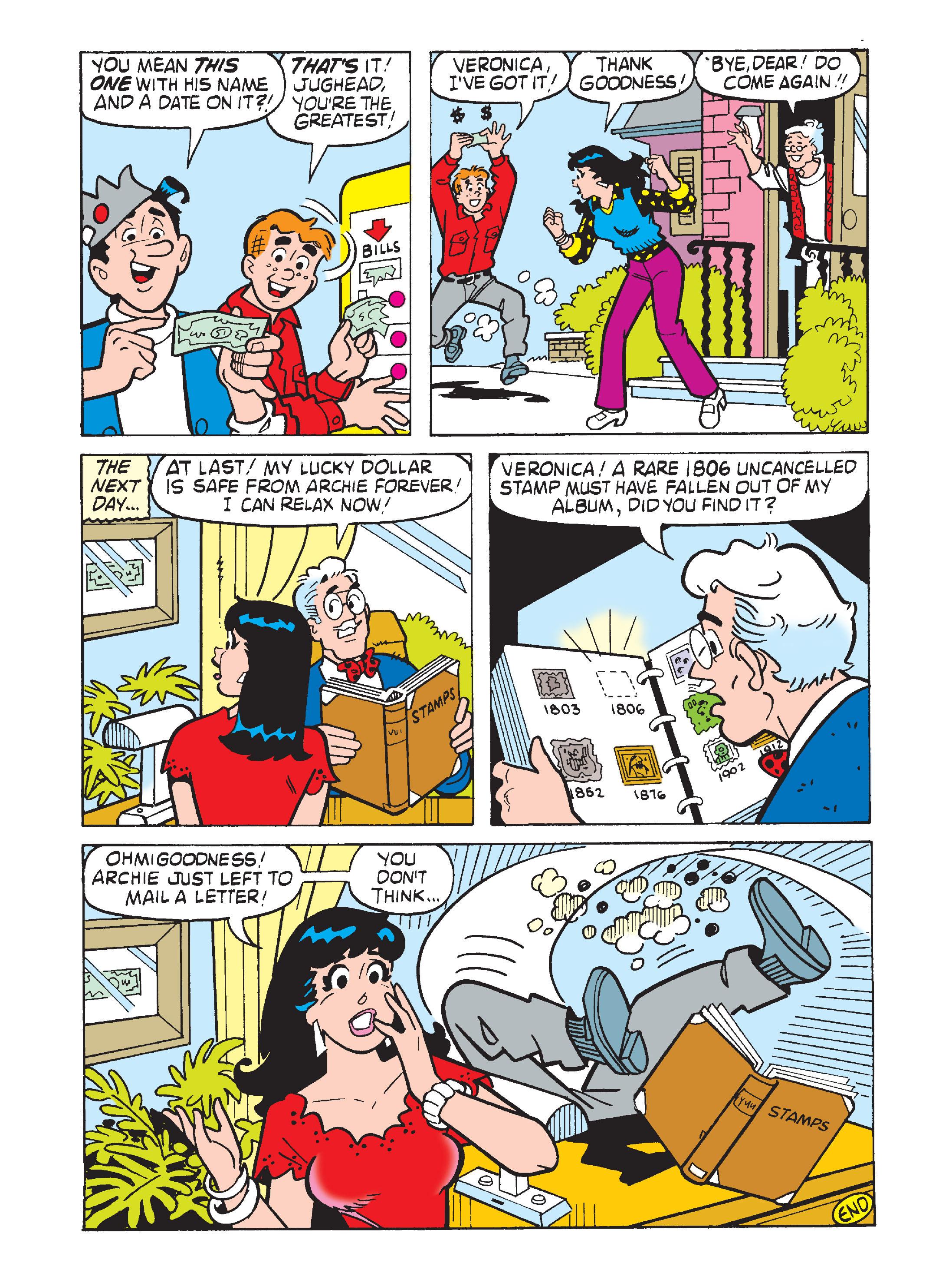 Read online Archie 1000 Page Comics Bonanza comic -  Issue #1 (Part 1) - 110