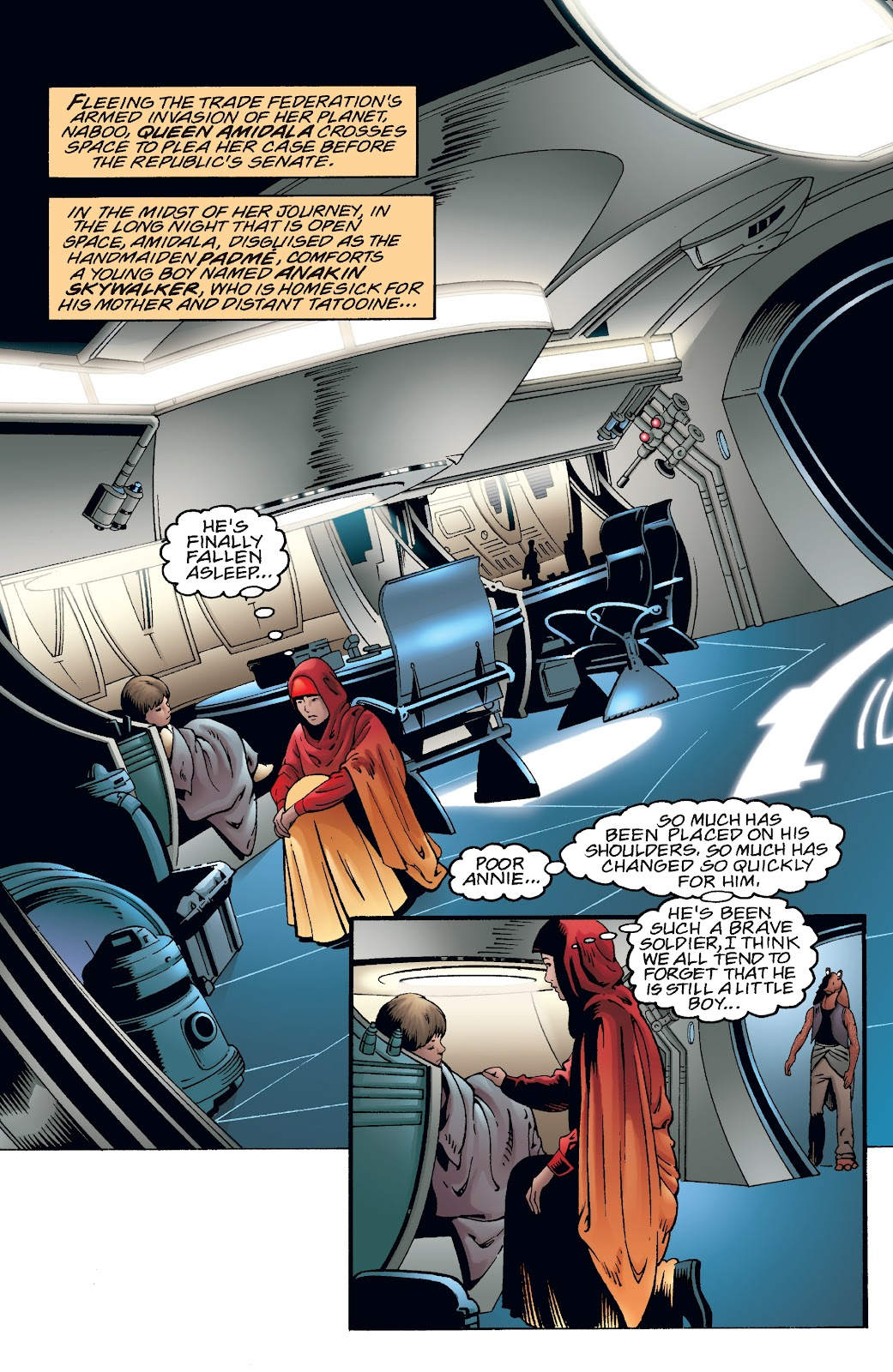 Read online Star Wars Legends: Rise of the Sith - Epic Collection comic -  Issue # TPB 2 (Part 5) - 18