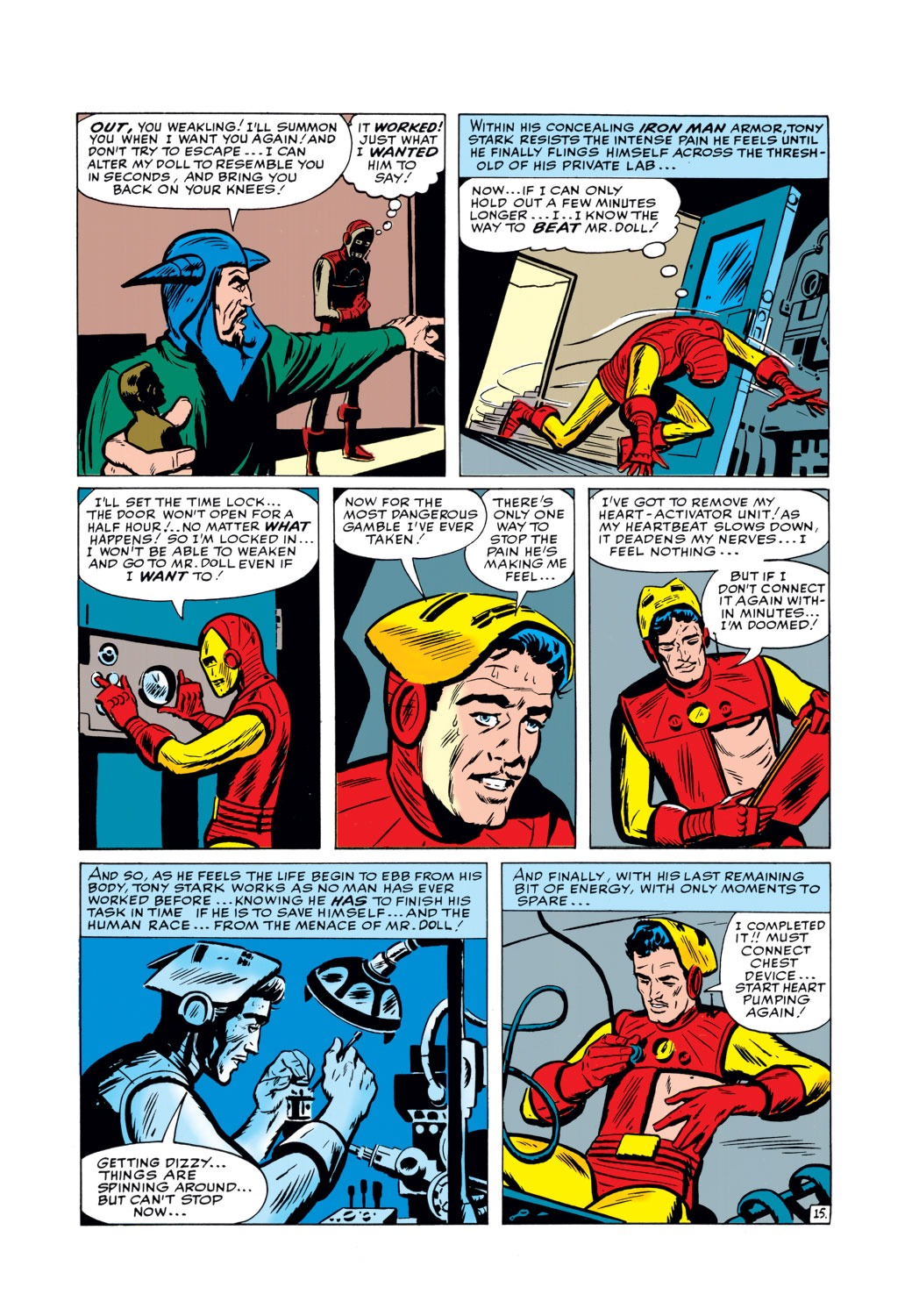 Tales of Suspense (1959) issue 48 - Page 16