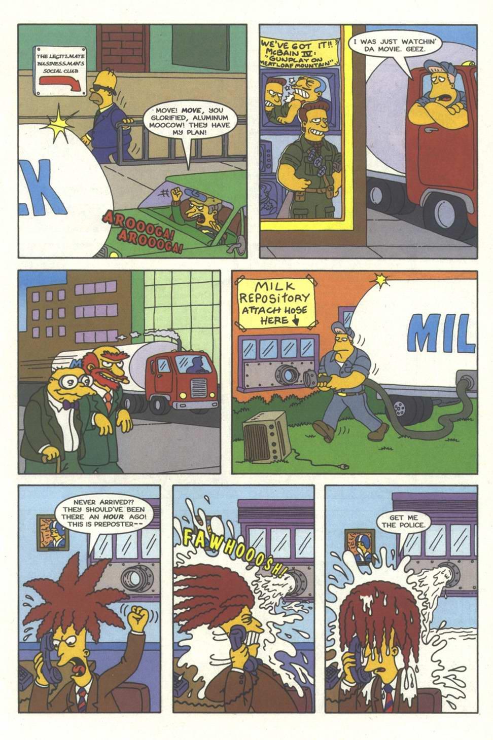 Read online Simpsons Comics comic -  Issue #33 - 14