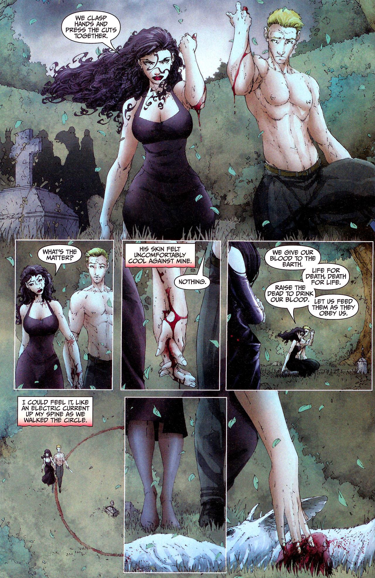 Read online Anita Blake, Vampire Hunter: Guilty Pleasures comic -  Issue #7 - 13