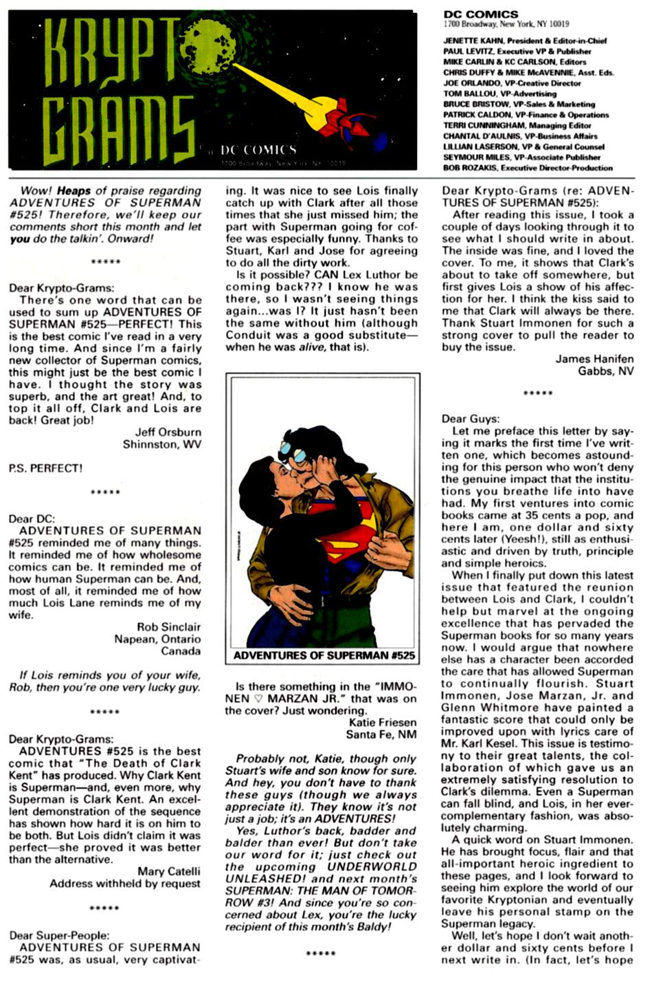 Read online Adventures of Superman (1987) comic -  Issue #529 - 24