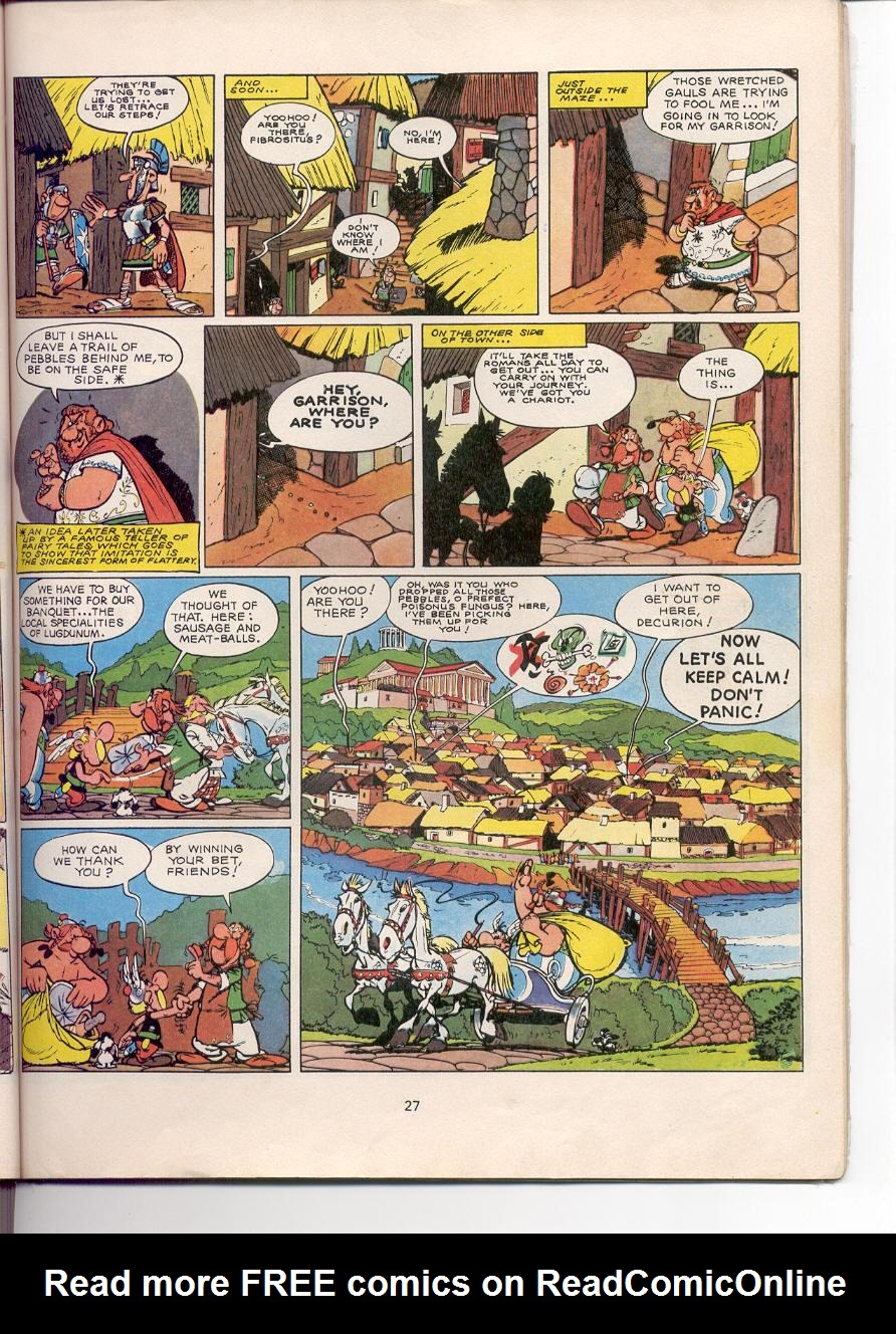 Asterix issue 5 - Page 24