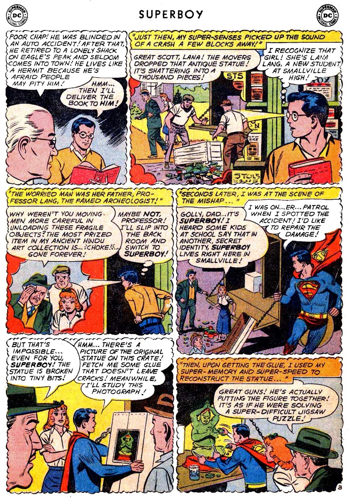 Superboy (1949) issue 87 - Page 4