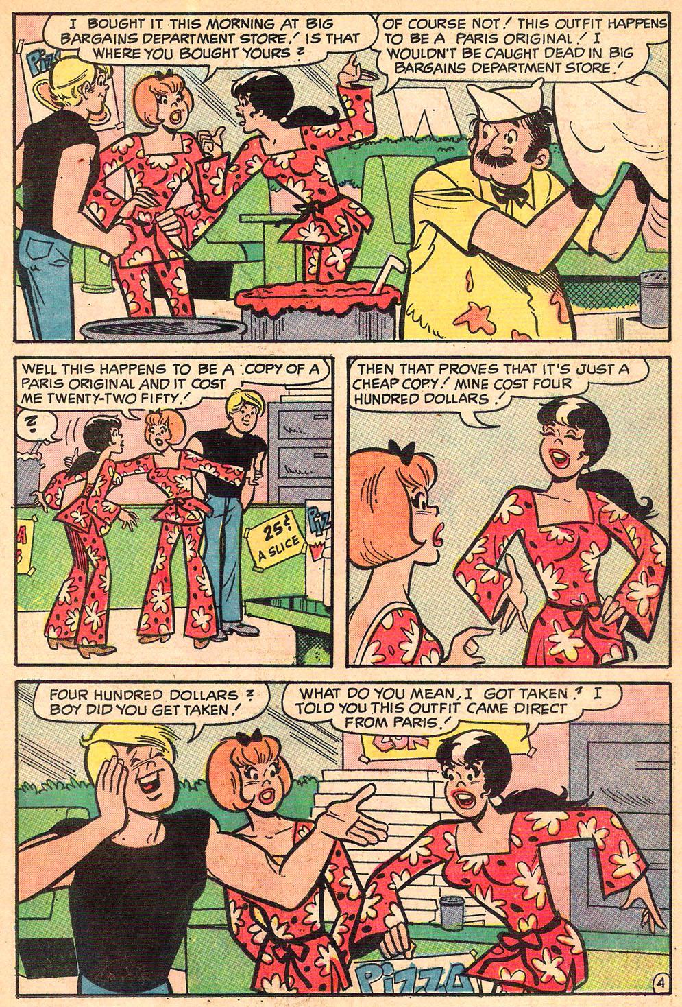 Read online She's Josie comic -  Issue #61 - 23