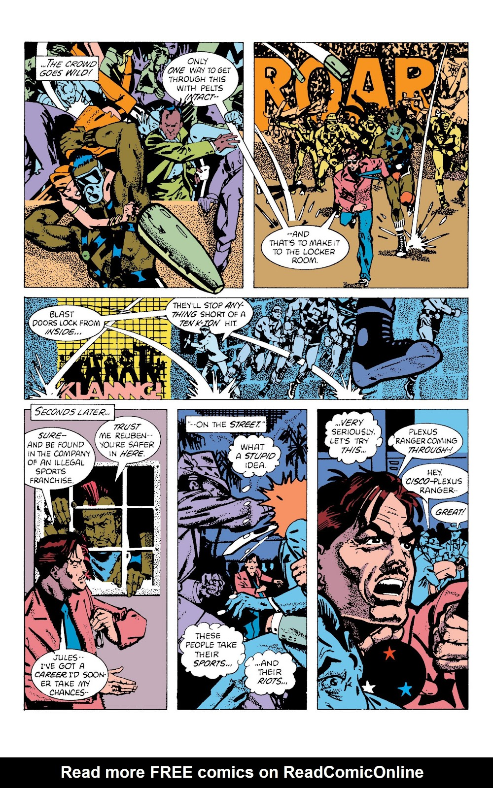 American Flagg! issue Definitive Collection (Part 2) - Page 56
