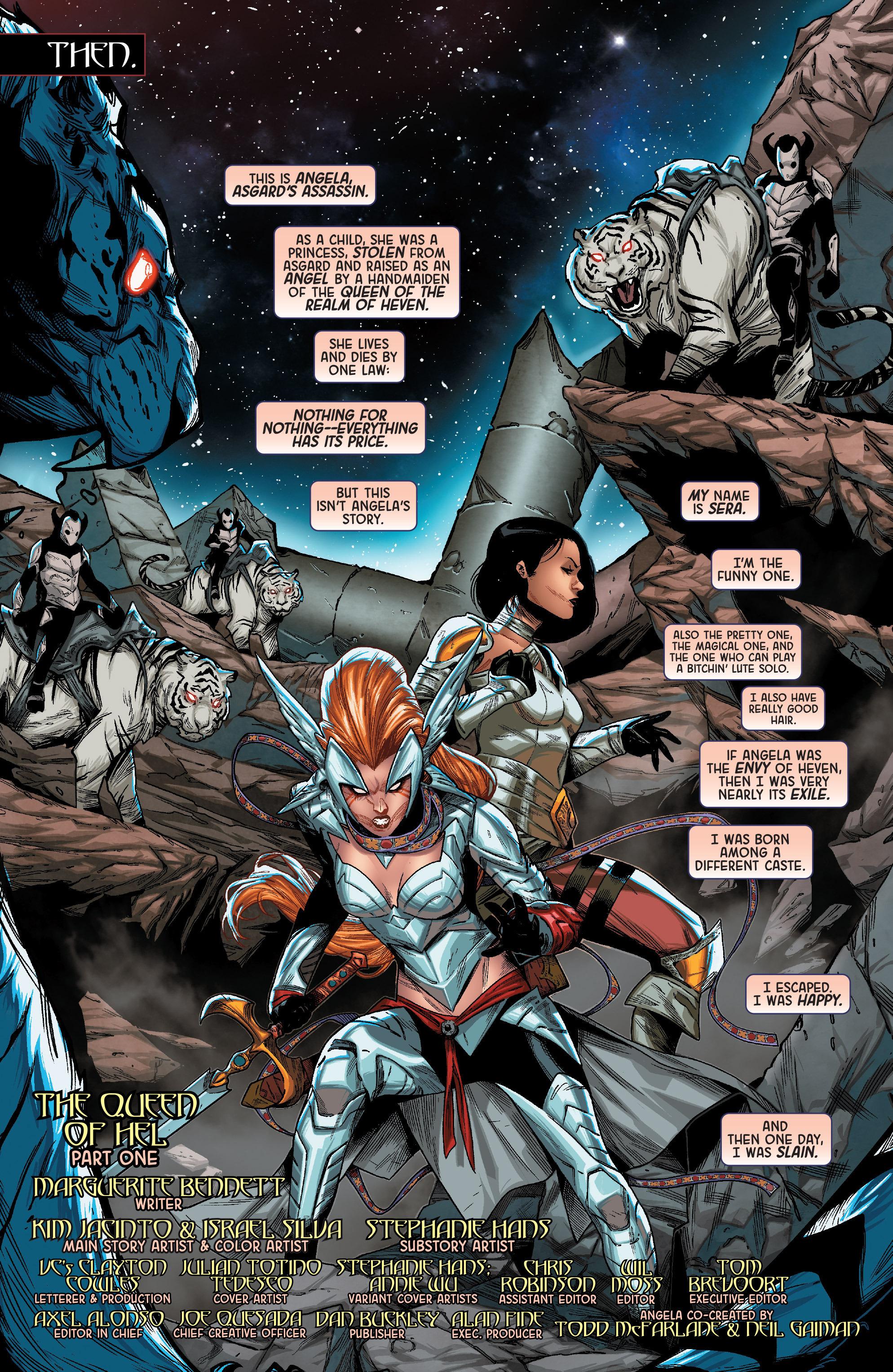 Read online Angela: Queen Of Hel comic -  Issue #1 - 2