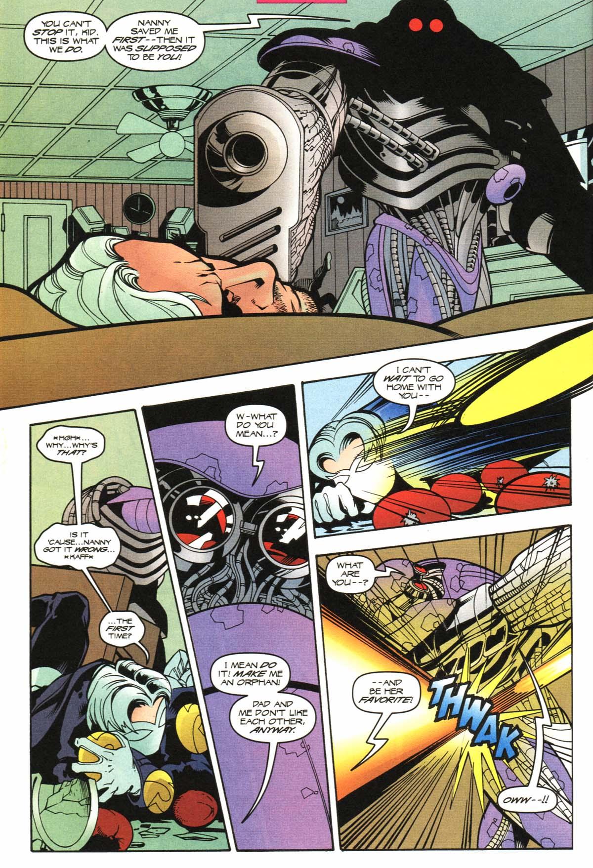 Read online Slingers comic -  Issue #9 - 21