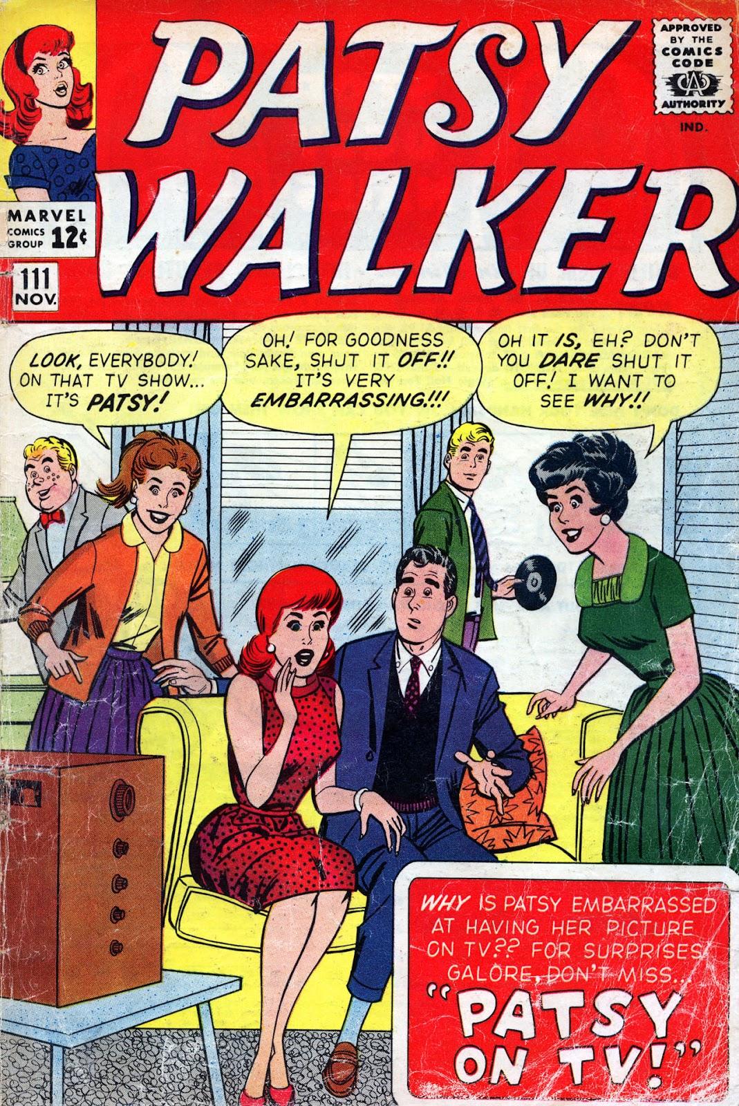 Patsy Walker 111 Page 1