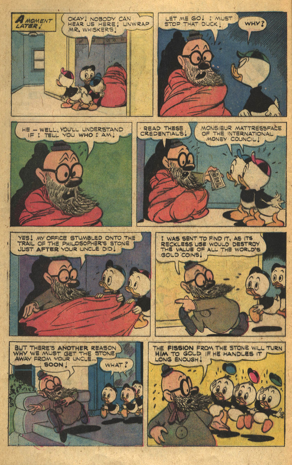 Read online Uncle Scrooge (1953) comic -  Issue #132 - 28