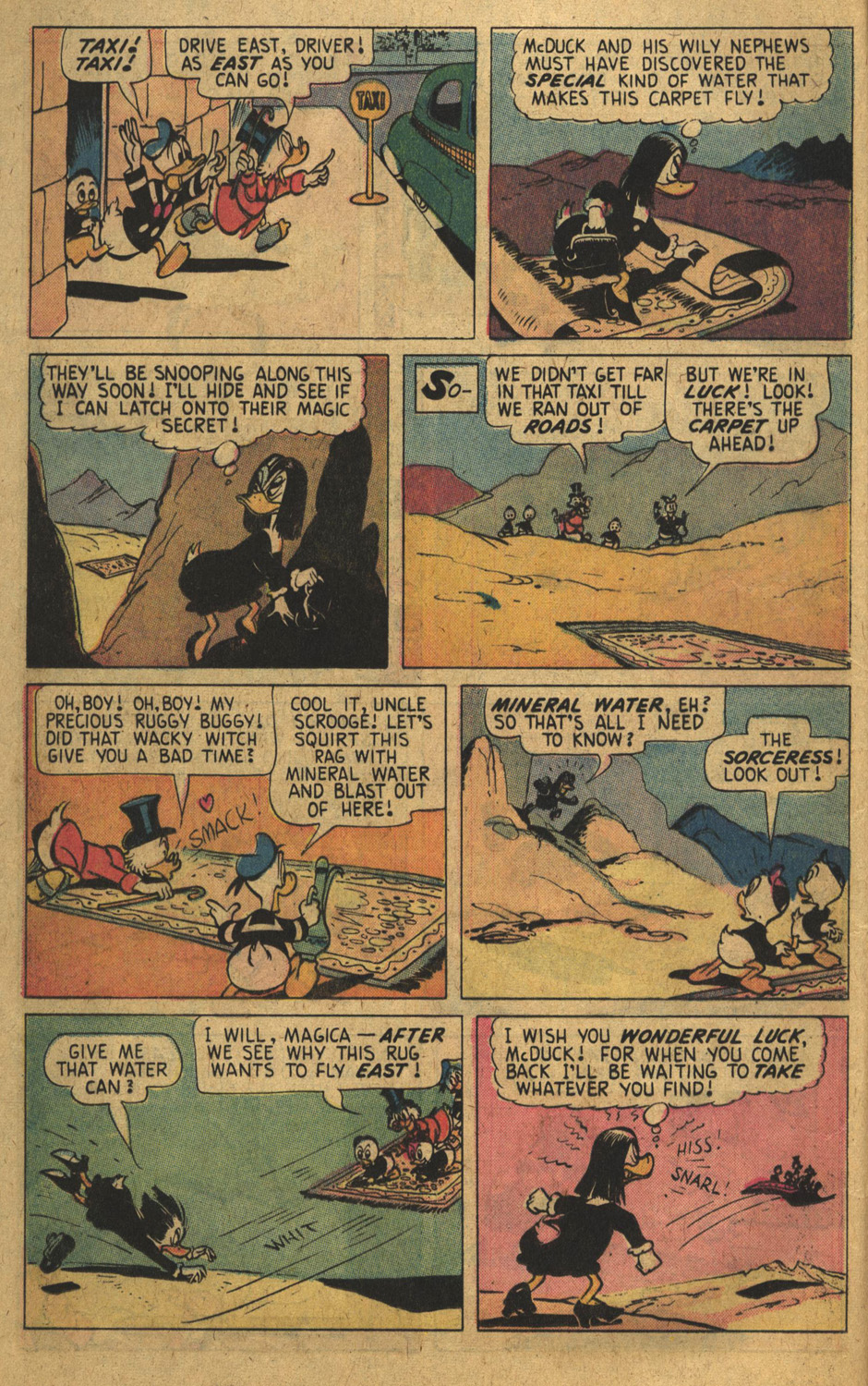 Read online Uncle Scrooge (1953) comic -  Issue #116 - 13
