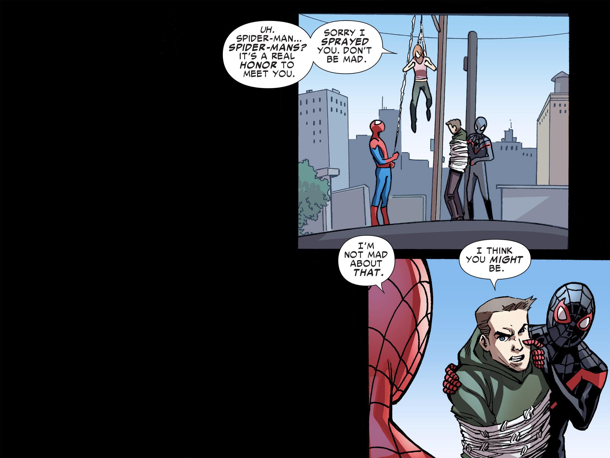 Read online Ultimate Spider-Man (Infinite Comics) (2016) comic -  Issue #8 - 50