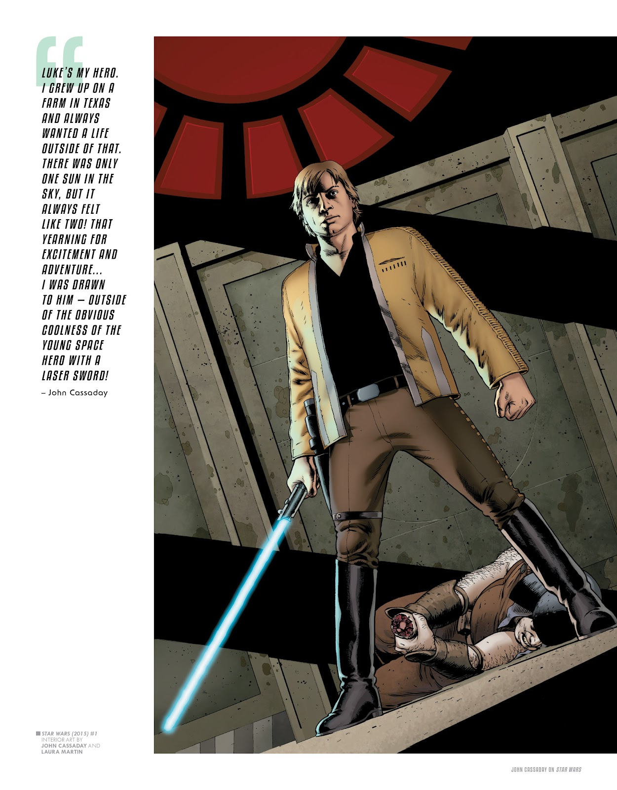 Read online The Marvel Art of Star Wars comic -  Issue # TPB (Part 1) - 20
