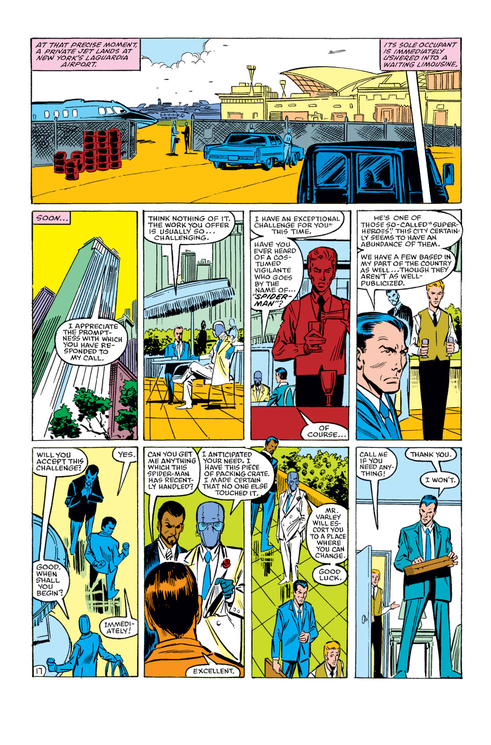 The Amazing Spider-Man (1963) 256 Page 17