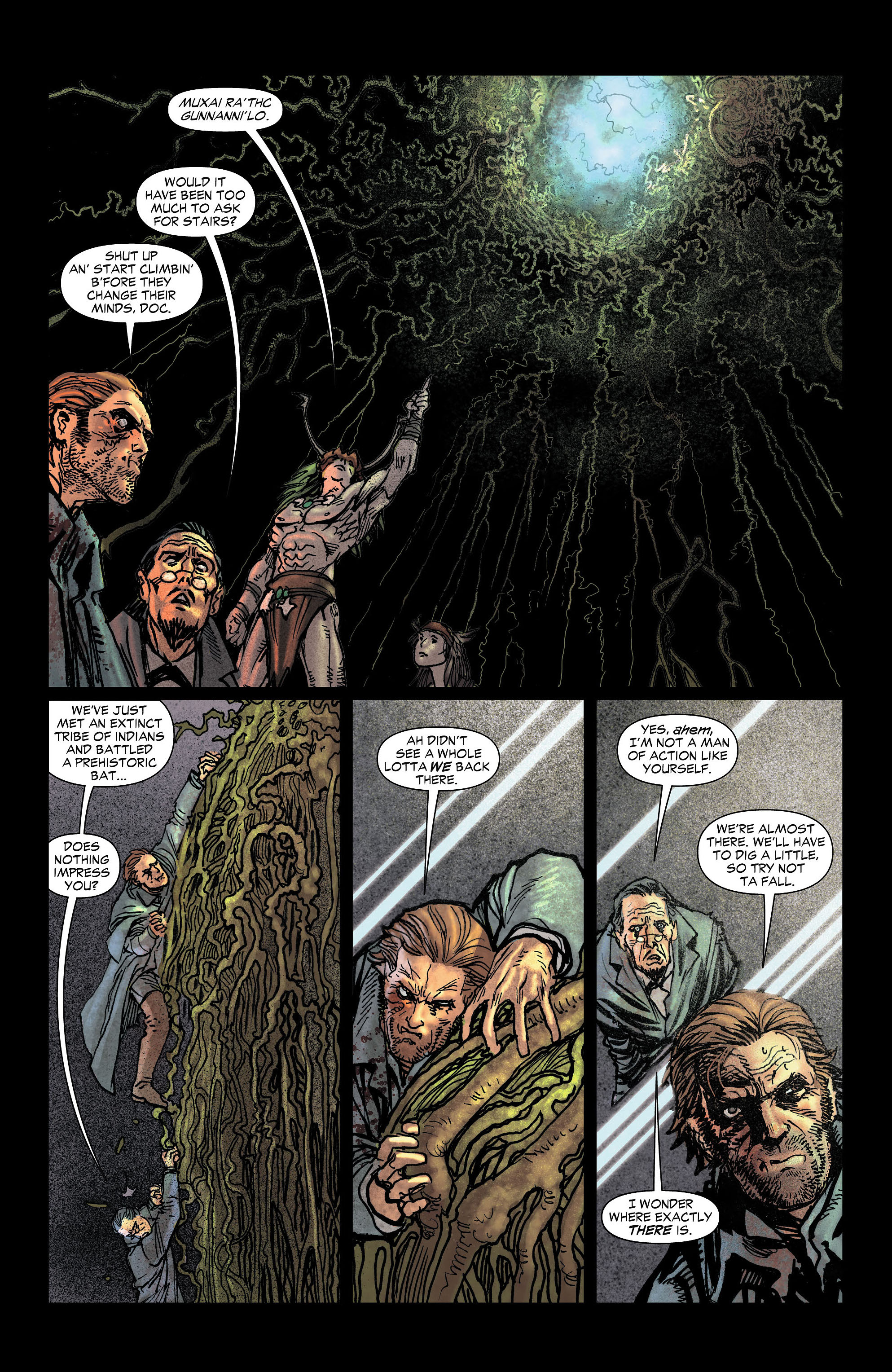 Read online All-Star Western (2011) comic -  Issue #6 - 6