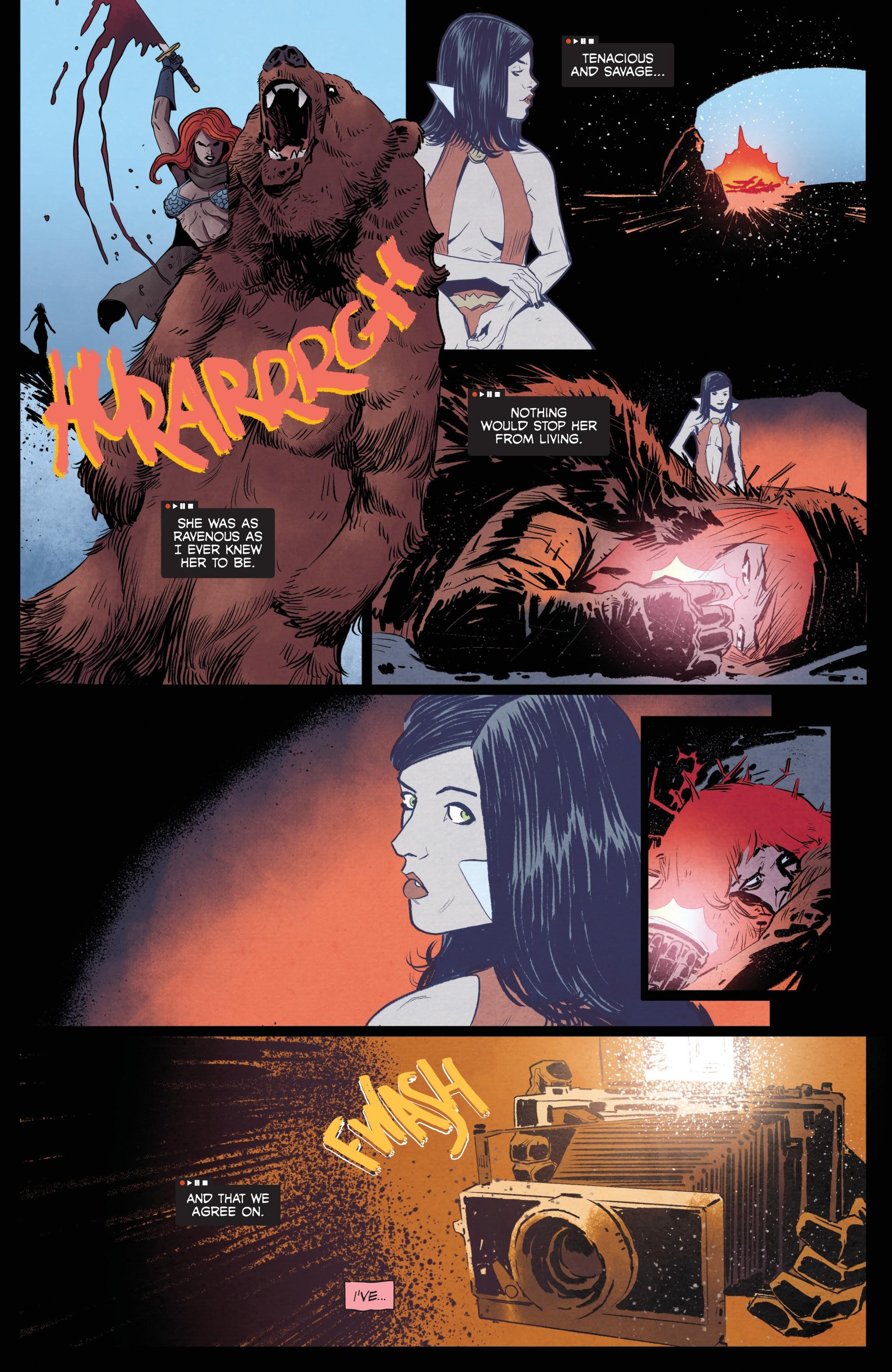 Vampirella/Red Sonja issue 6 - Page 12