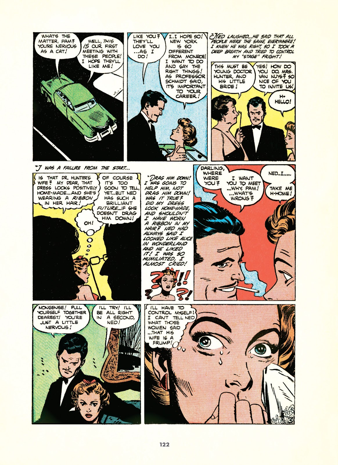 Read online Setting the Standard: Comics by Alex Toth 1952-1954 comic -  Issue # TPB (Part 2) - 23