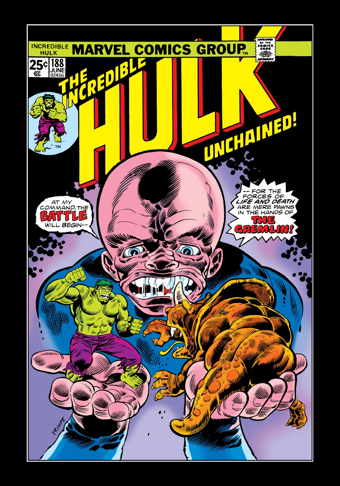 Read online Marvel Masterworks: The Incredible Hulk comic -  Issue # TPB 11 (Part 1) - 82