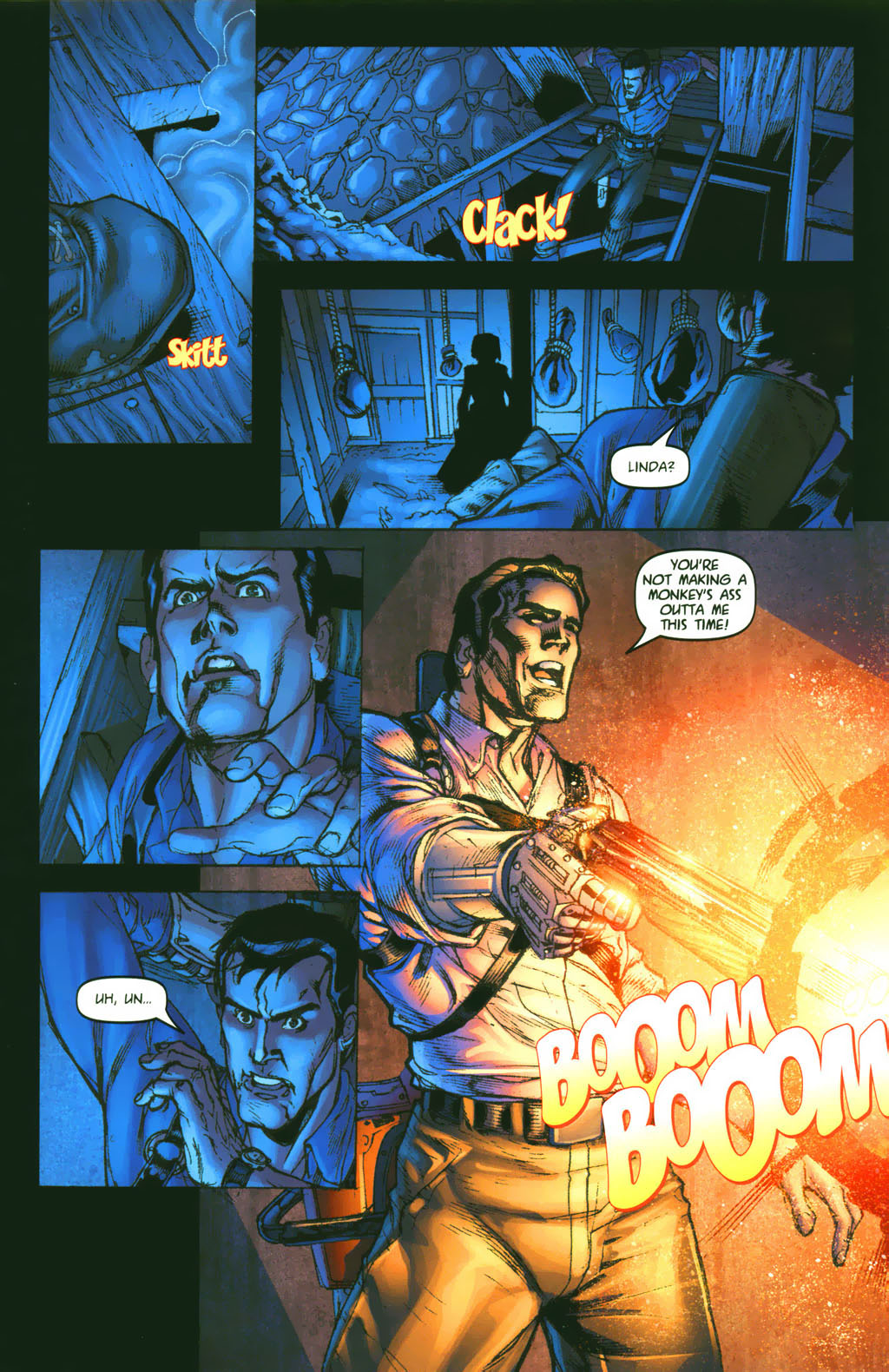 Army of Darkness (2006) Issue #5 #1 - English 22