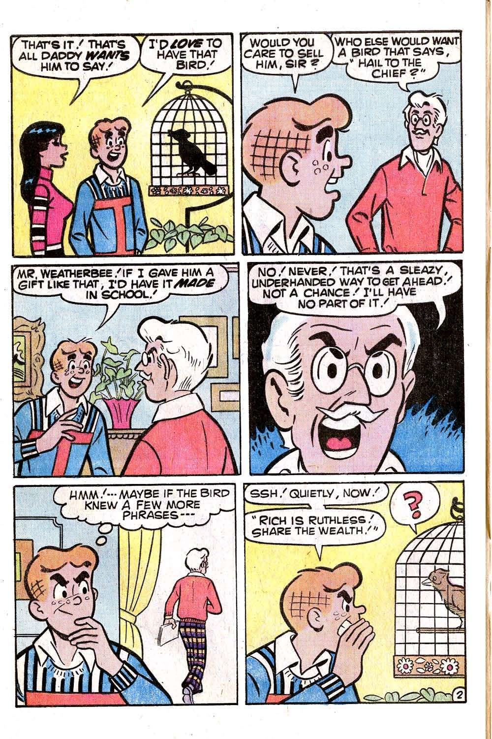 Read online Archie (1960) comic -  Issue #269 - 4