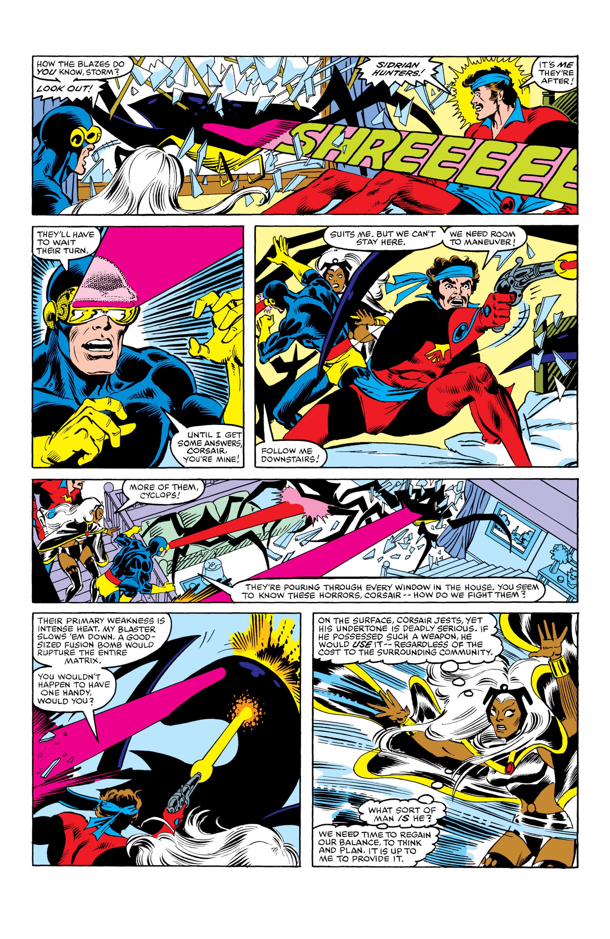 Read online Uncanny X-Men (1963) comic -  Issue #154 - 12