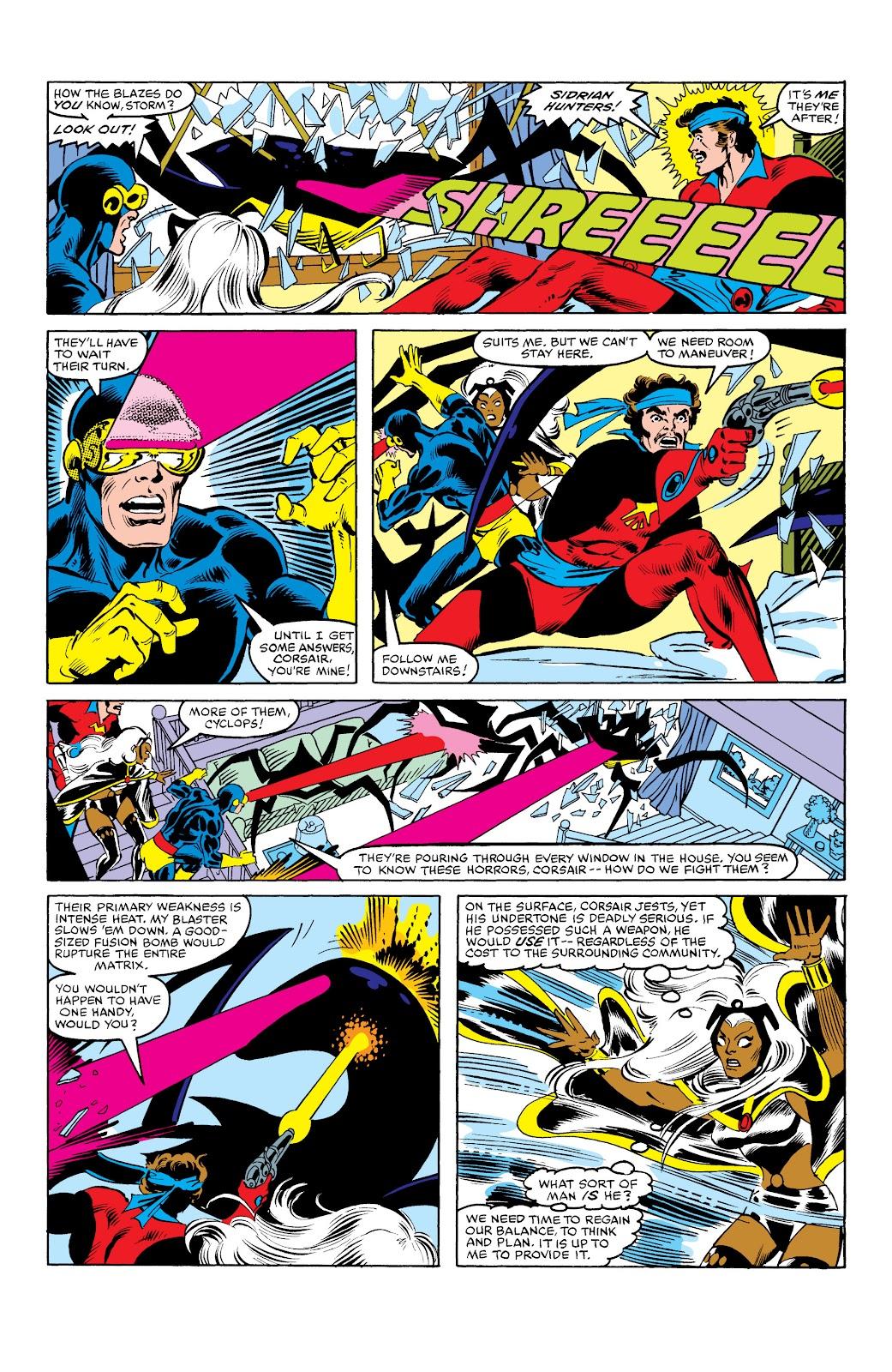 Uncanny X-Men (1963) issue 154 - Page 12