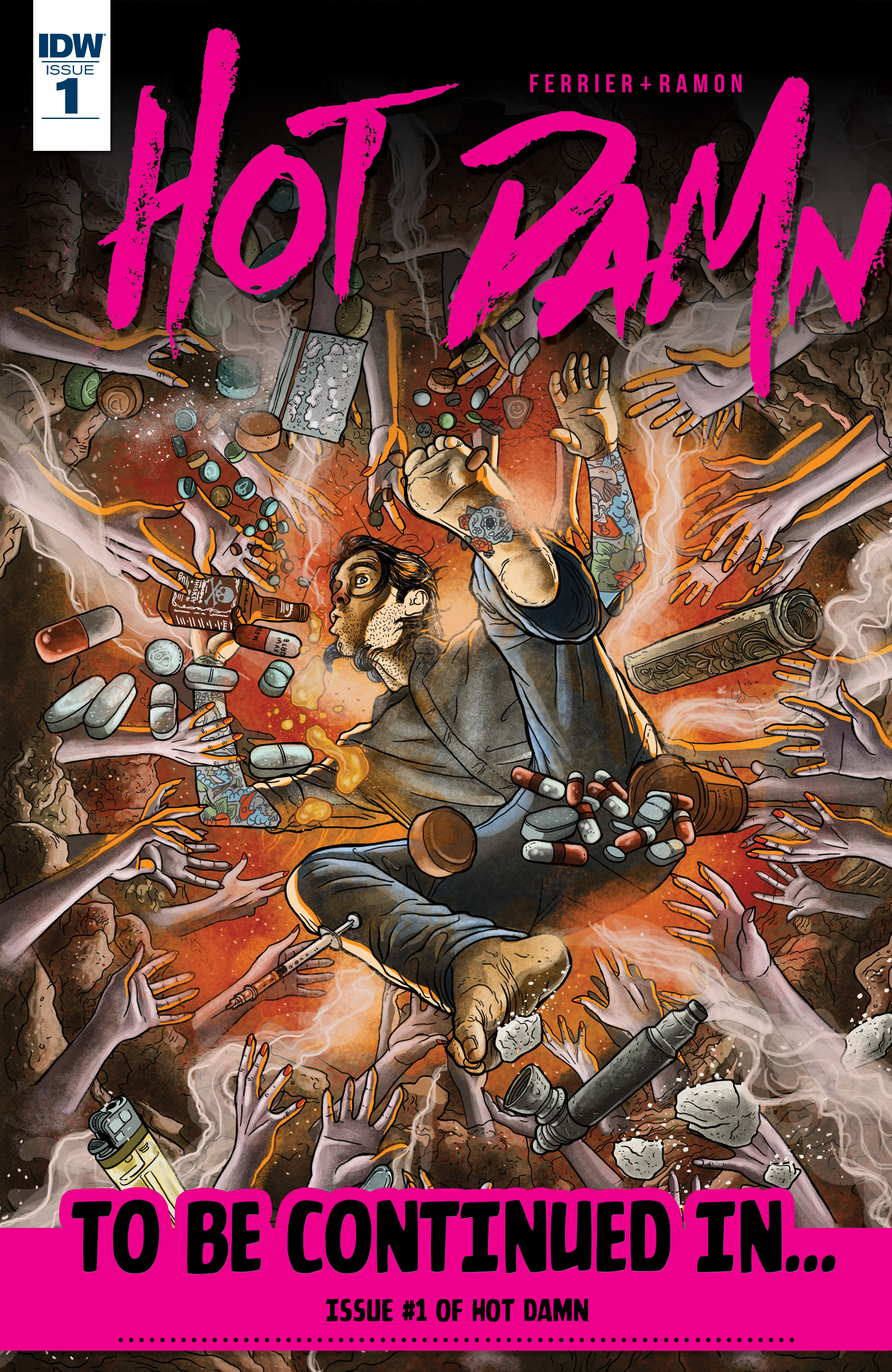 Read online Helena Crash comic -  Issue #3 - 34