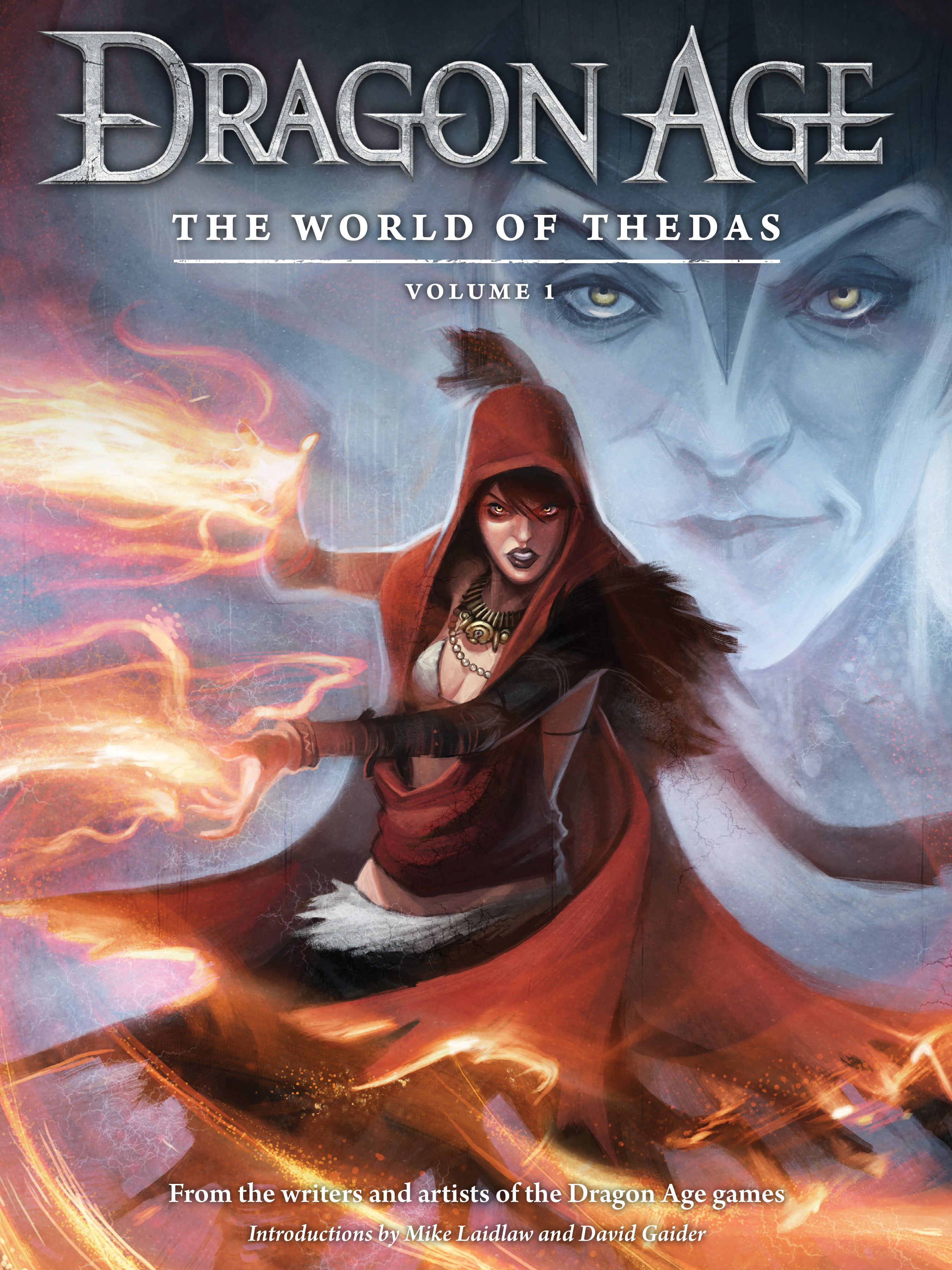 Dragon Age: The World of Thedas TPB_1 Page 1