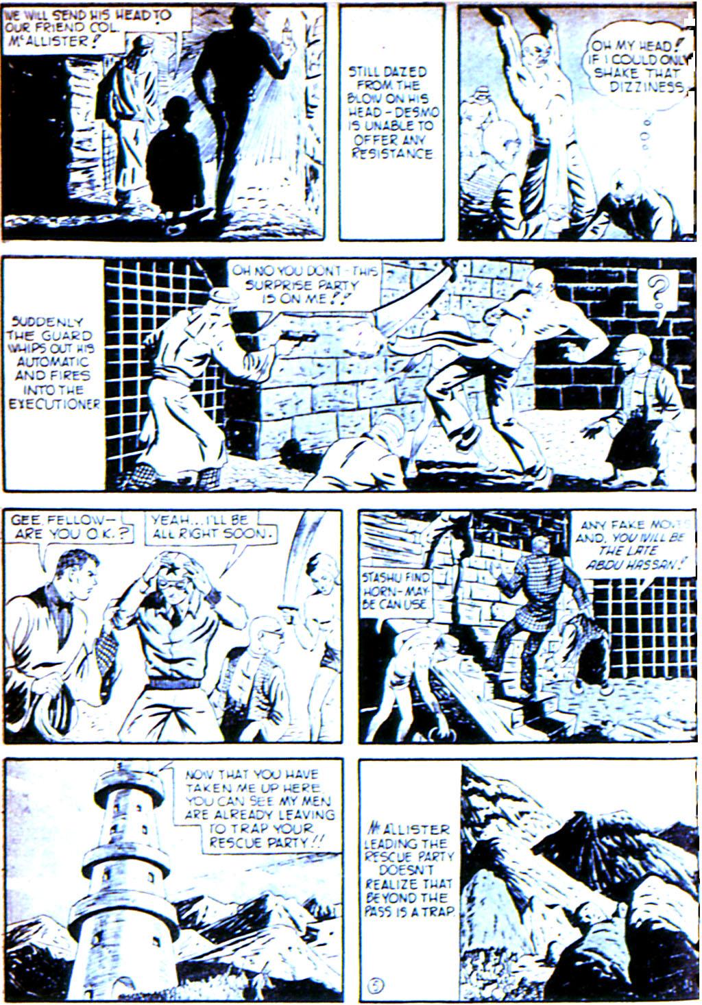 Read online Adventure Comics (1938) comic -  Issue #42 - 40