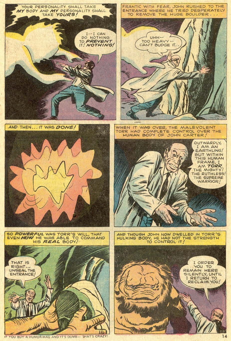 Strange Tales (1951) issue 175 - Page 9