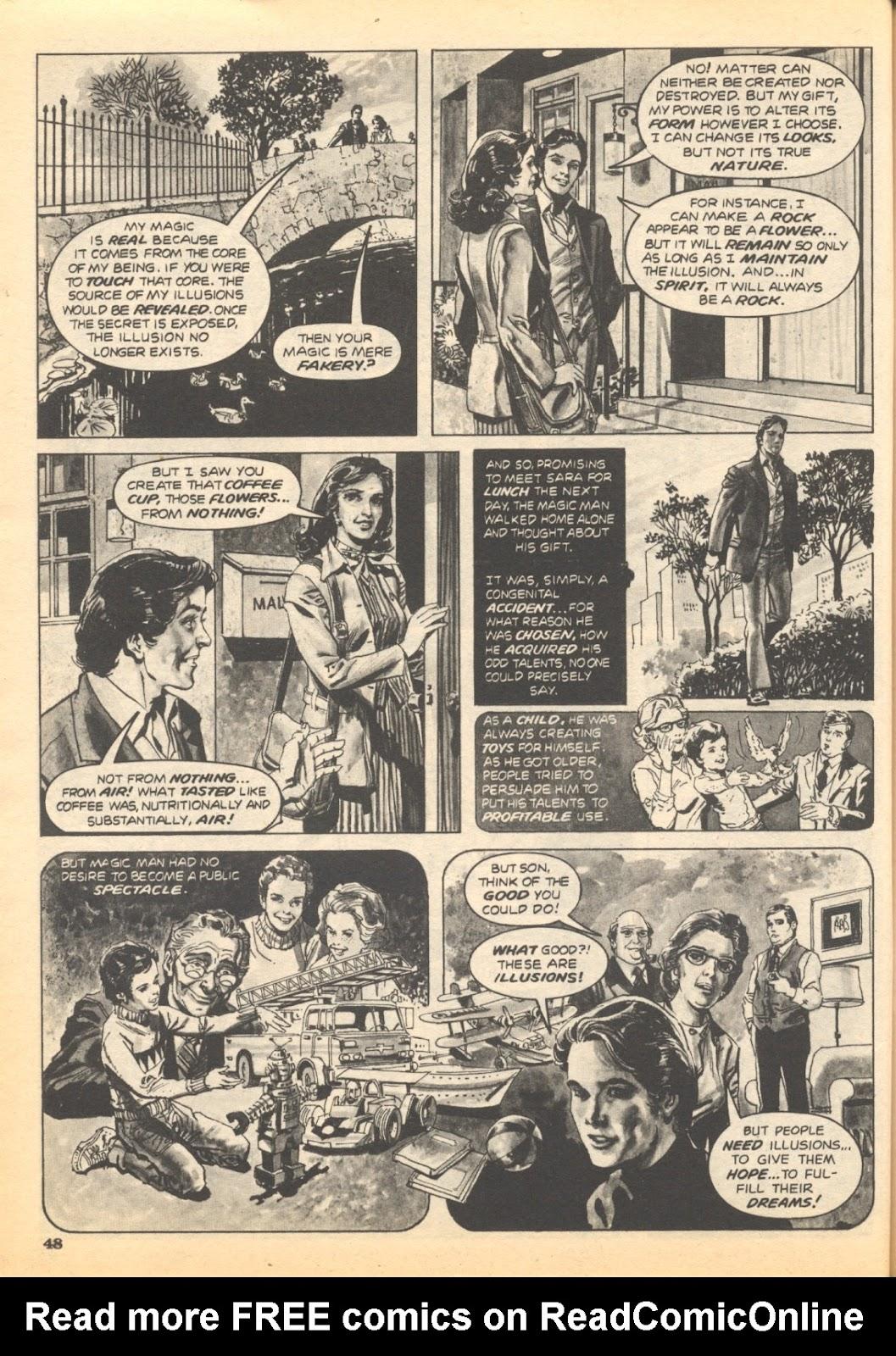 Creepy (1964) Issue #122 #122 - English 46