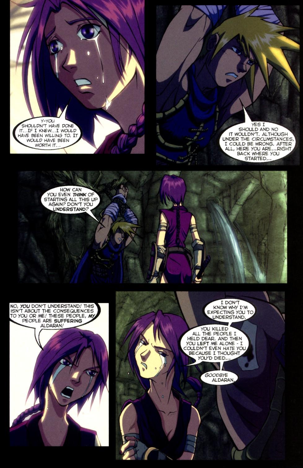 Read online Shidima comic -  Issue #3 - 11