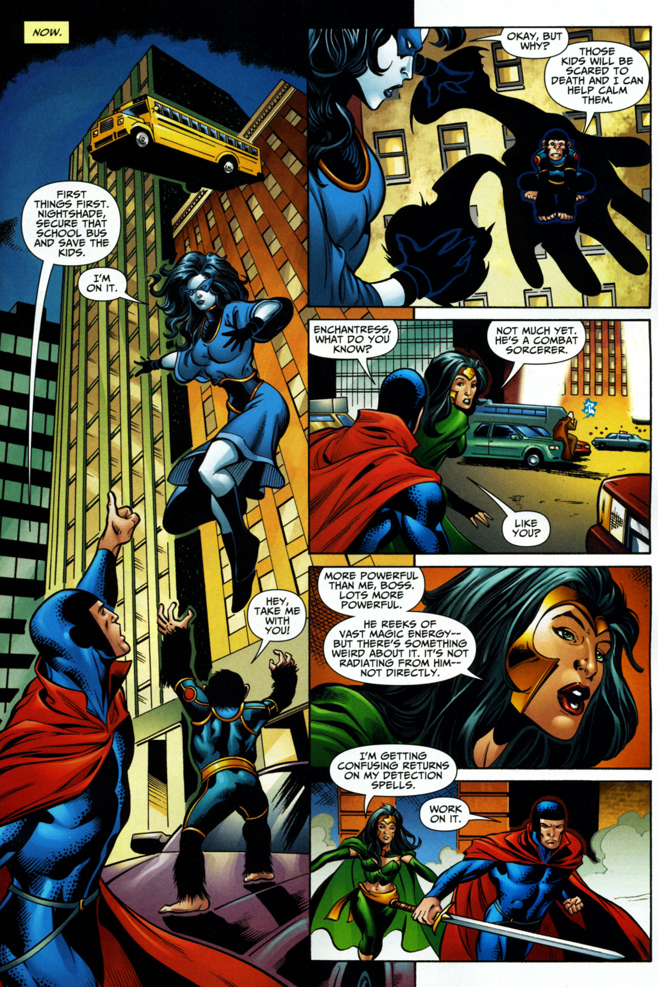 Read online Shadowpact comic -  Issue #15 - 13