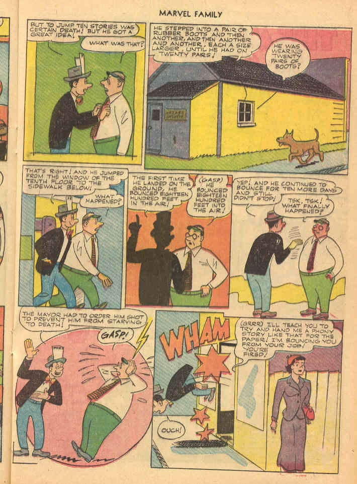 The Marvel Family issue 69 - Page 17