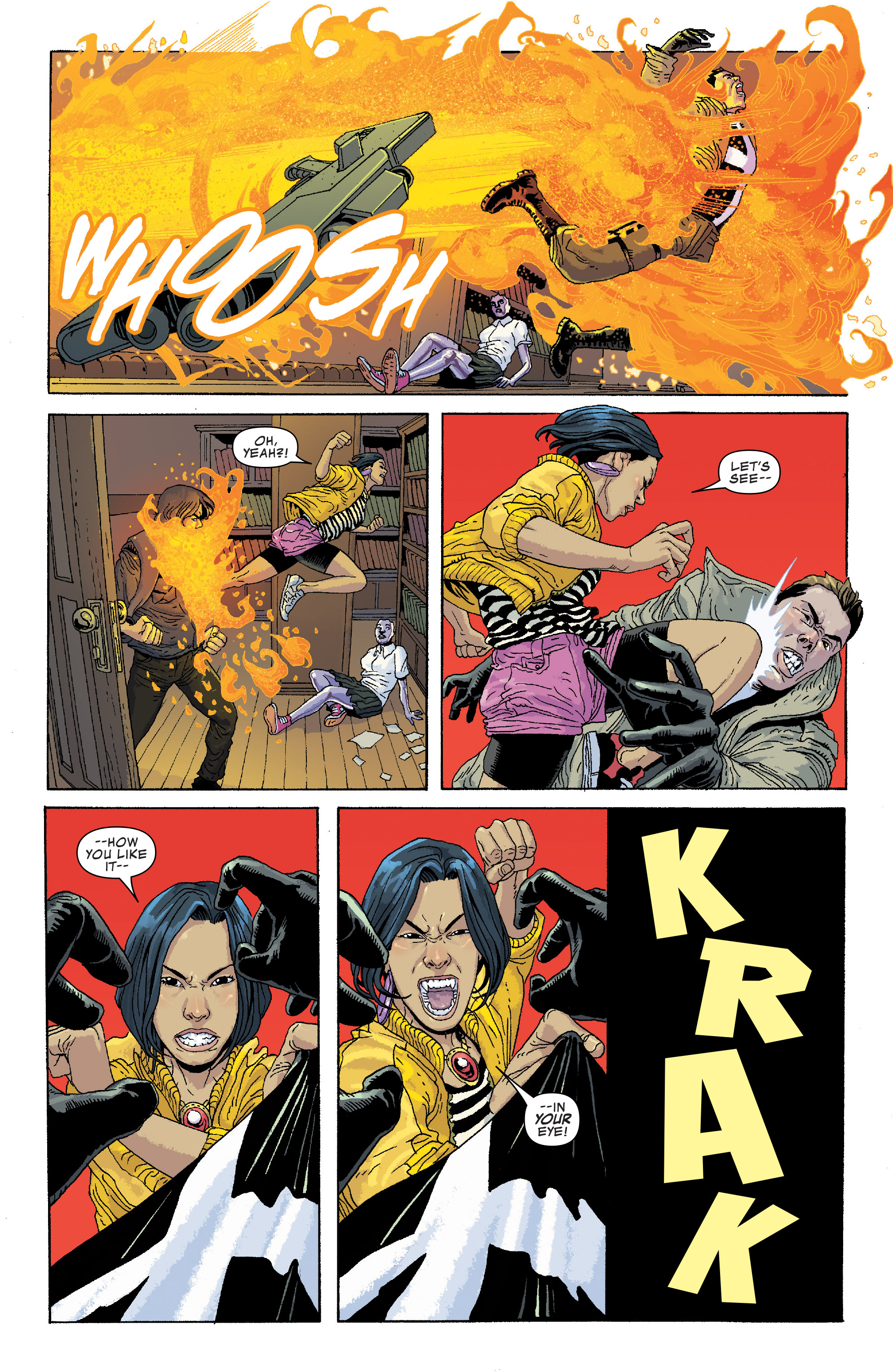 Read online Generation X (2017) comic -  Issue #2 - 19