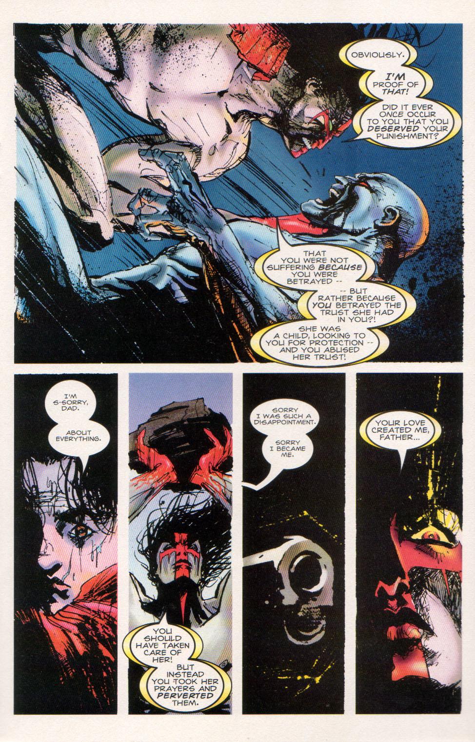 Read online Hellshock comic -  Issue #4 - 16