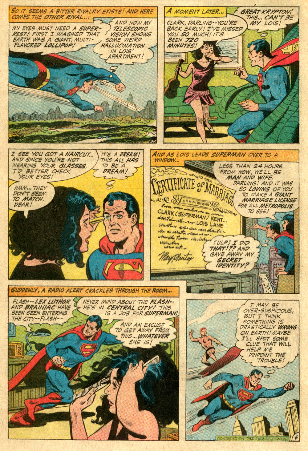 Read online Action Comics (1938) comic -  Issue #388 - 8