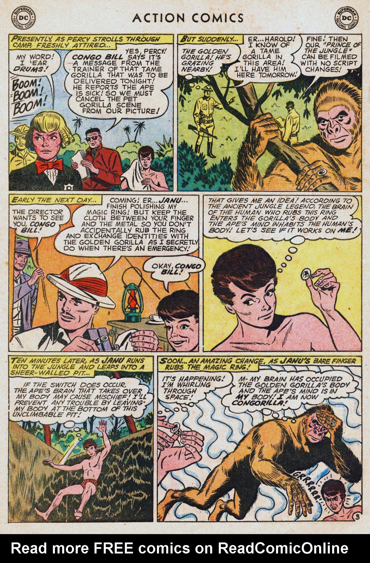 Action Comics (1938) 256 Page 19