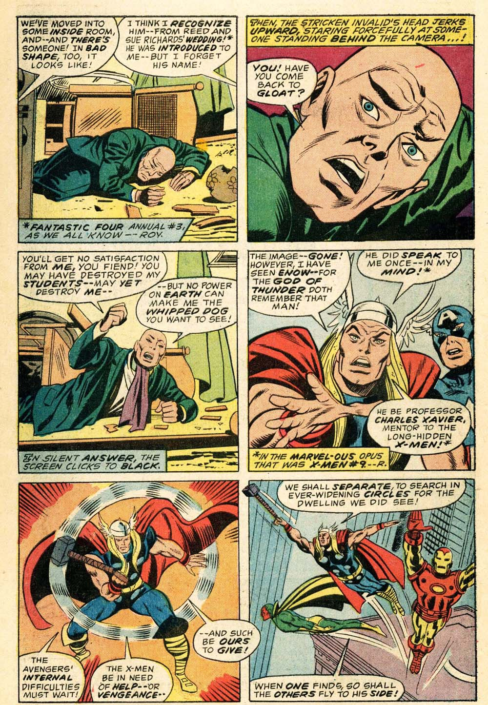 The Avengers (1963) 110 Page 6