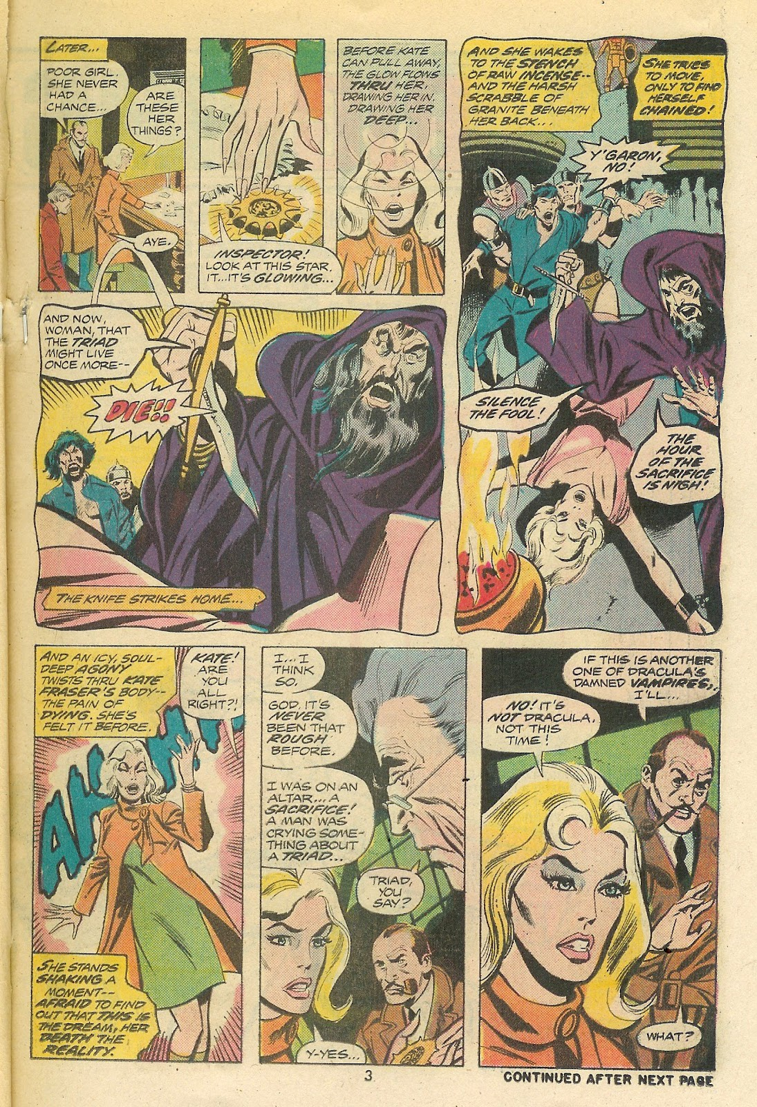 Giant-Size Dracula issue 2 - Page 4