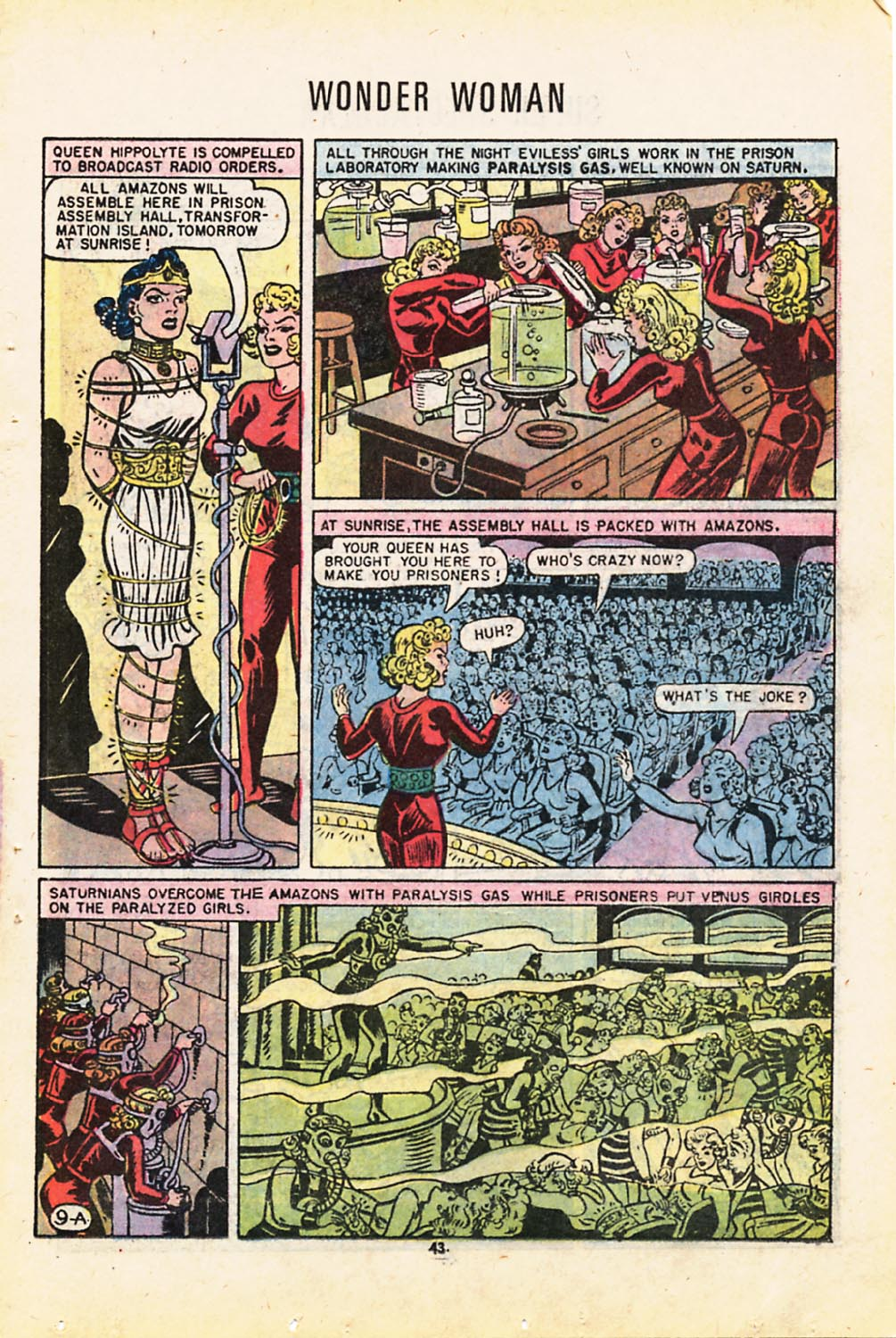 Read online Adventure Comics (1938) comic -  Issue #416 - 43