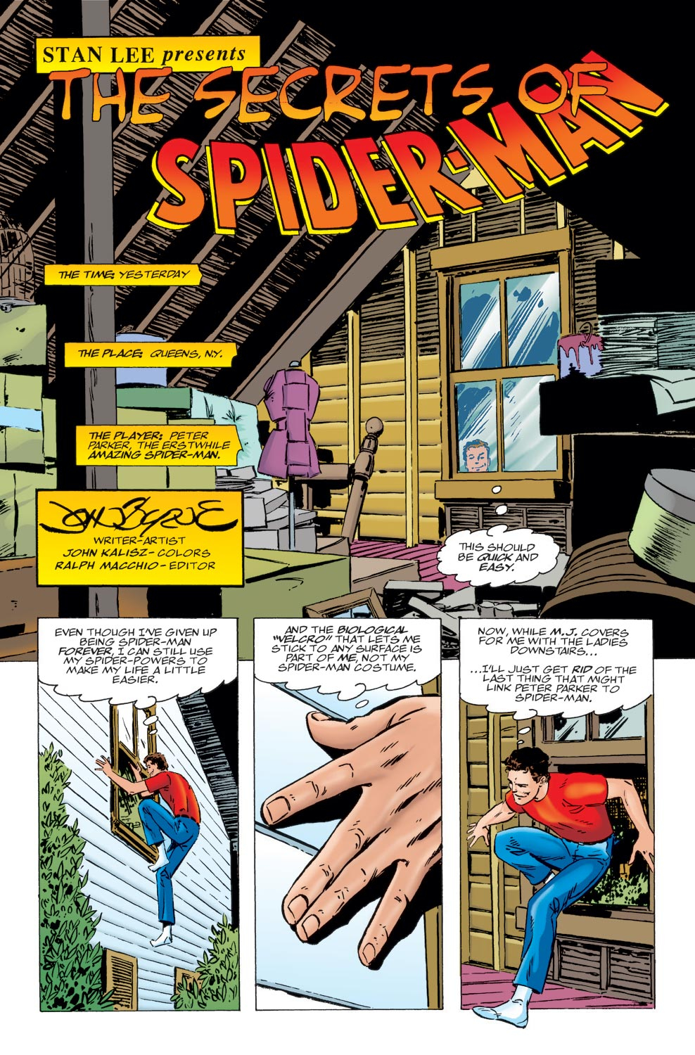 The Amazing Spider-Man (1999) 1 Page 35