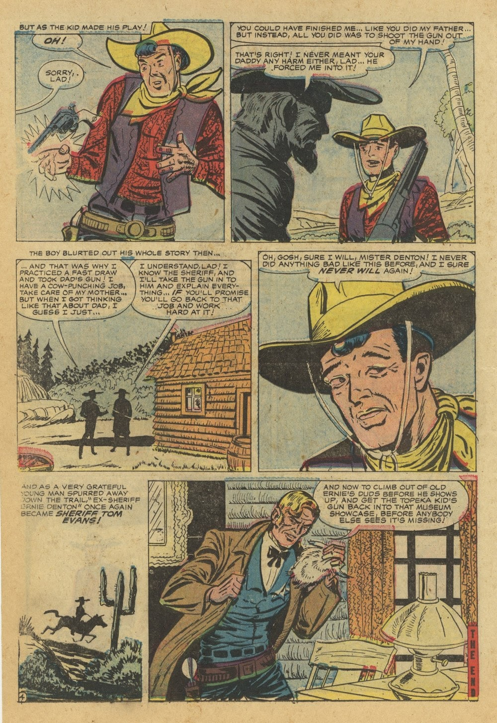 Kid Colt Outlaw issue 82 - Page 14