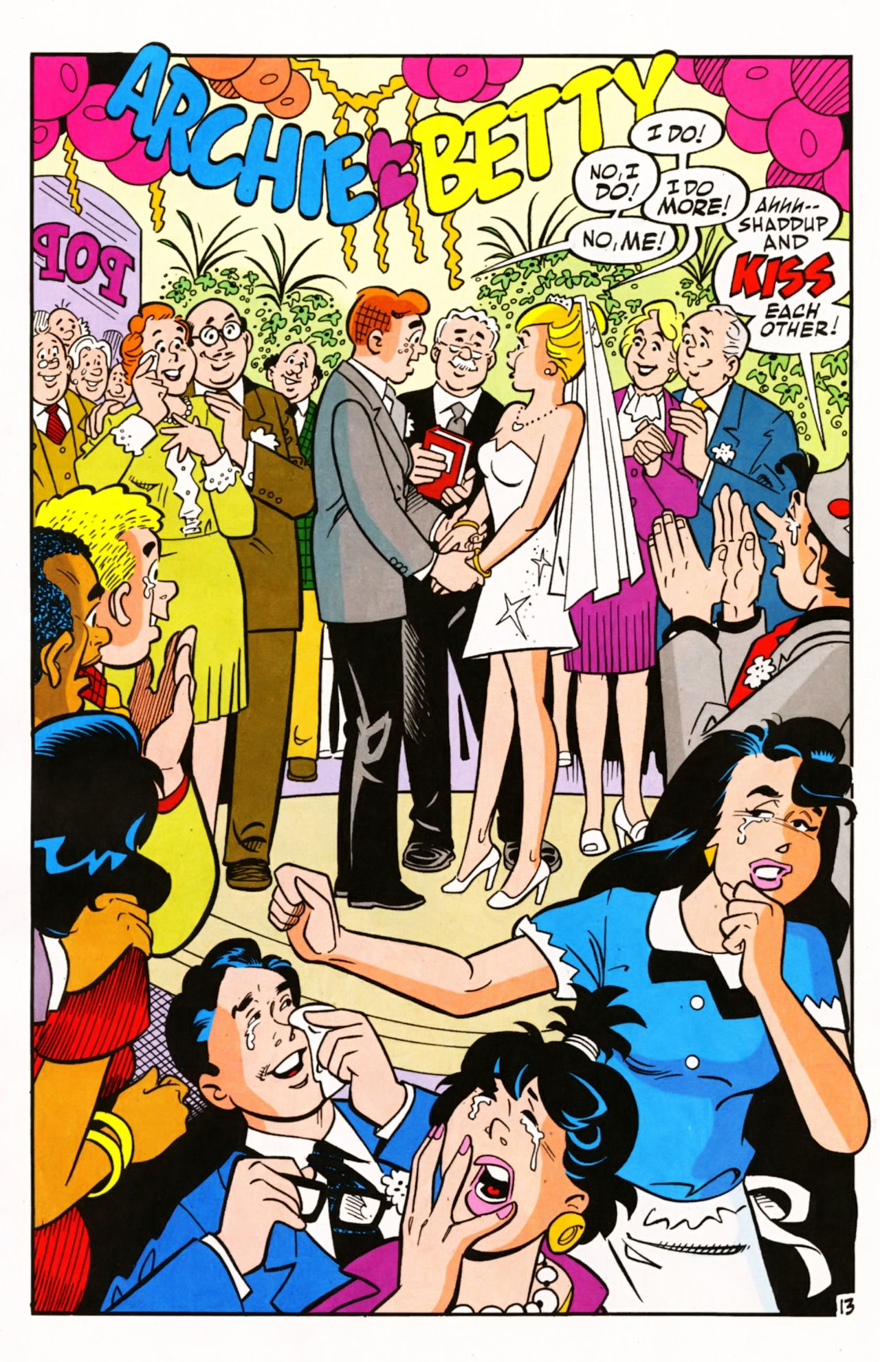 Read online Archie (1960) comic -  Issue #604 - 20